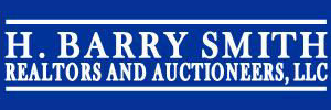 H. Barry Smith Realtors, Auctioneers, and Advisors Logo